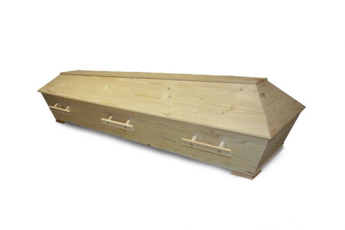 pelkistetty arkku