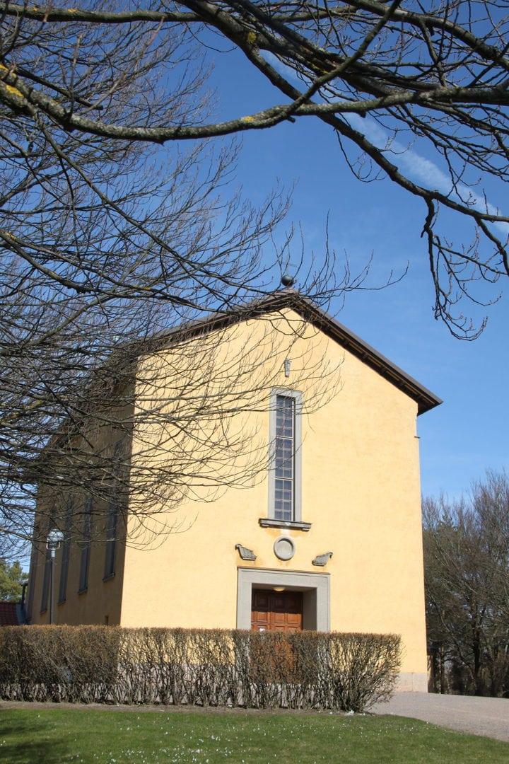 Hietaniemen krematorion kappeli